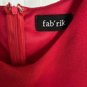 Fab'rik Business Mini Dress